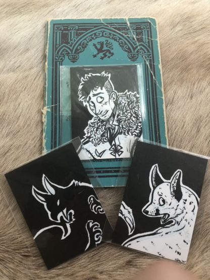 hans reineke emil protagonists card